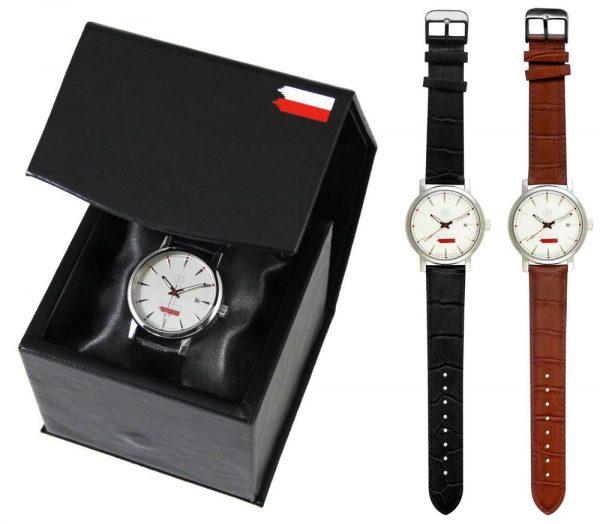 PP zegarek z flagą PP.MW.200