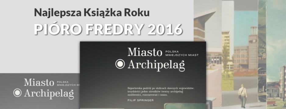 Pióro Fredry 2016